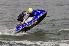 Takeoff (SparkleHedgehog) Tags: lake ski water jump personal who deluxe jet lakes craft wave lincolnshire yamaha runners ho runner jetski jumps watercraft kawasaki pac seadoo bombardier vx tattershall fzr vxr jetskier fzs