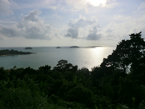 View point near Sea View Resort & Spa