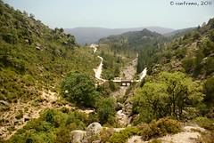 O Río Arado (Terras de Bouro, Portugal)