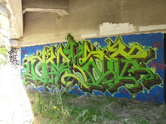 AMUSE (Same $hit Different Day) Tags: graffiti bay east emt amuse sik