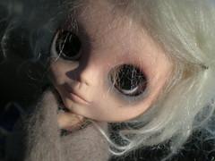 Helena up close...
