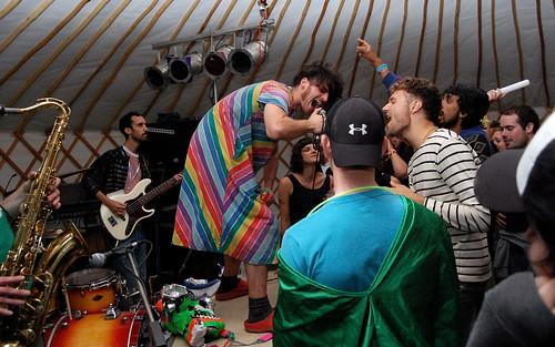 Terror Pigeon Dance Revolt! - Evolve Festival 2011