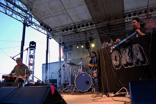 OKA sunrise set  - Evolve Festival 2011