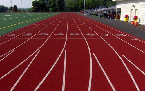 My first date with the track | Oiselle Running Apparel for Women