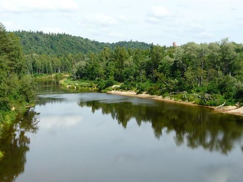 Río Gauja