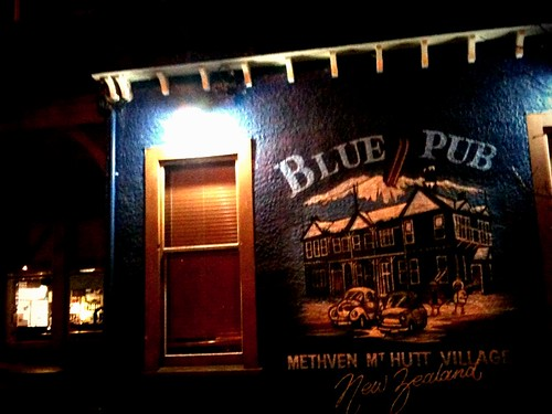 The Blue Pub, Methven