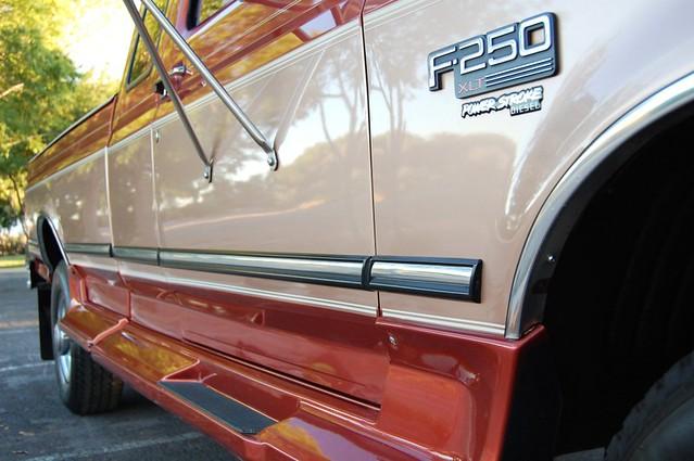 ford 4x4 1995 f250 73l
