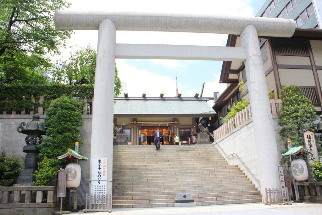 TamachiHamamatsucho Walking Guide (13)