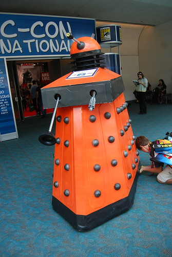 SDCC 2011, Day One