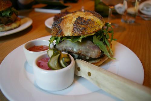 The Gruner burger