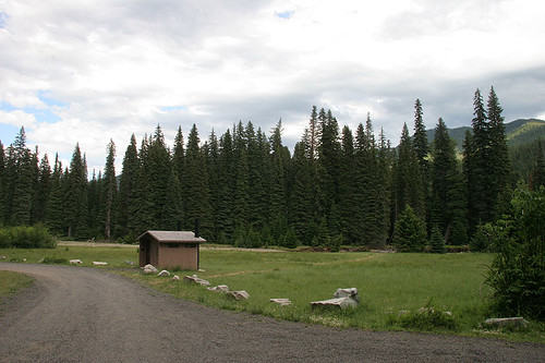 Meadow at Pleasant Valley Campground