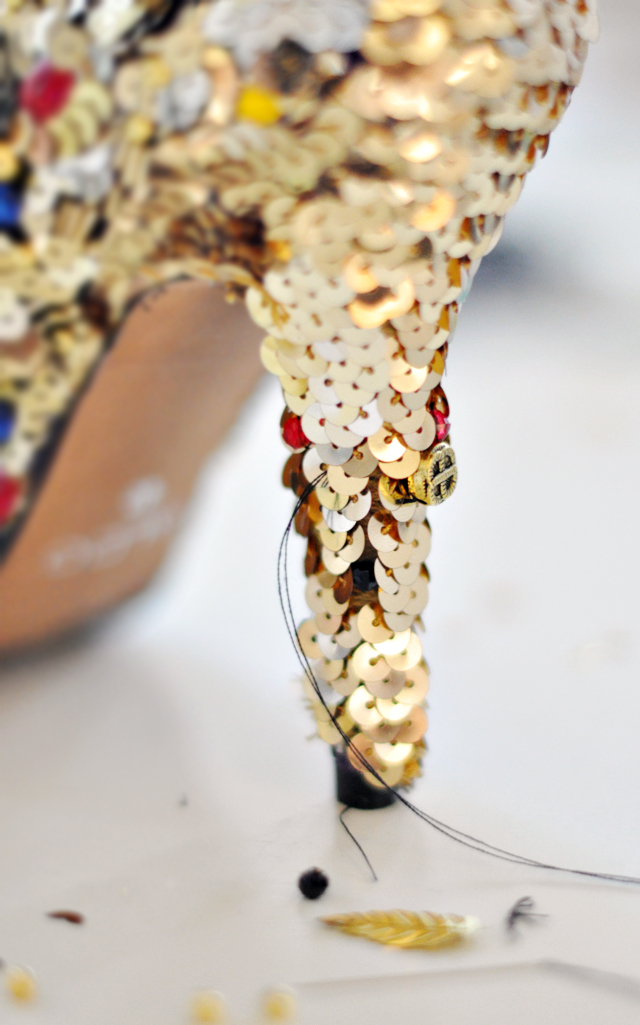 Dolce and Gabbana Embellished Pumps-Shoes-DIY-21