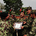 100,000th Afghan National Security Force Literacy Program Graduate