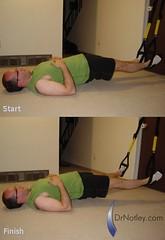 Winnipeg Chiropractor Trx Suspension trainer b...