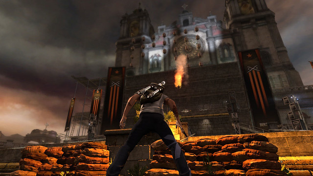 inFAMOUS 2 UGC: Invaders