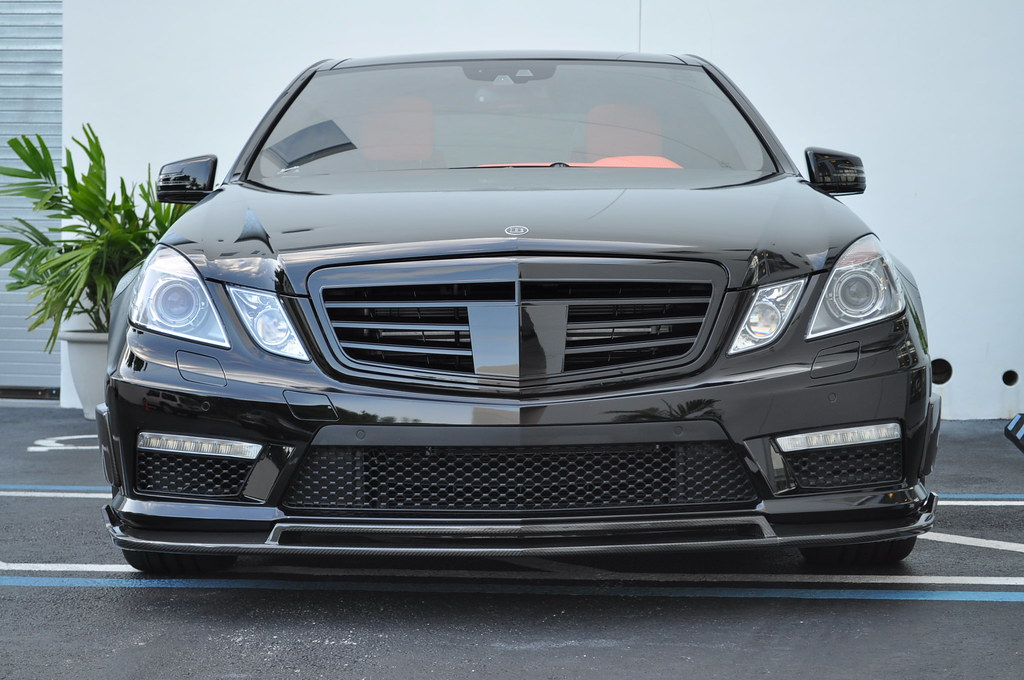 Brabus B63 S E63 Build At Cec Miami 6speedonline Porsche Forum