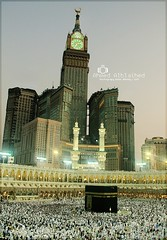 . .  [  ]     ( d l.lid  Photographer ) Tags: tower makkah       ramdan       canon550d