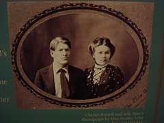Charles M. Russell and Nancy (wildsheepchase) Tags: helenamontana cmrussell charlesmrussell