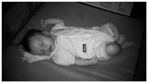 Night 3 of my boy sleeping through the night