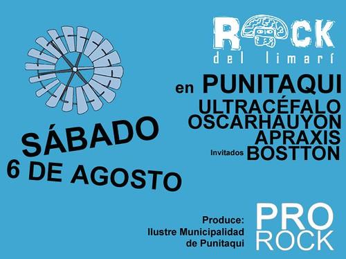 ROCK DEL LIMARÍ en Punitaqui  by Oscar Hauyon