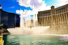 Bellagio Fountains - Las Vegas