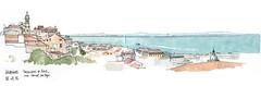 Lisbonne, 4ème jour (gerard michel) Tags: portugal sketch lisbon symposium croquis urbansketchers