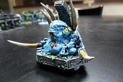 Slann Mage 2 (Camper_Bob) Tags: miniature paint warhammer lizardmen slann