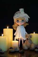 Beauty by Candlelight 95/365 BL♥VED