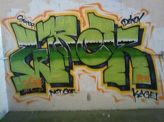 Wrek (GreenReefer!) Tags: nct gsf wrek