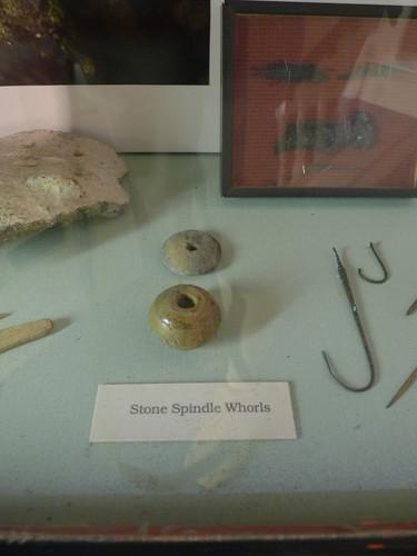 Bronze age whorl