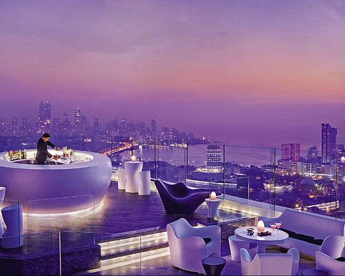 Aer Bar, Four Seasons Hotel, Mumbai