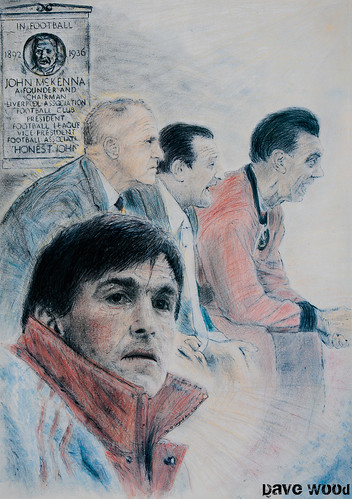 The Greats - Bill Shankly, Bob Paisley, Joe Fagan, Kenny Dalglish