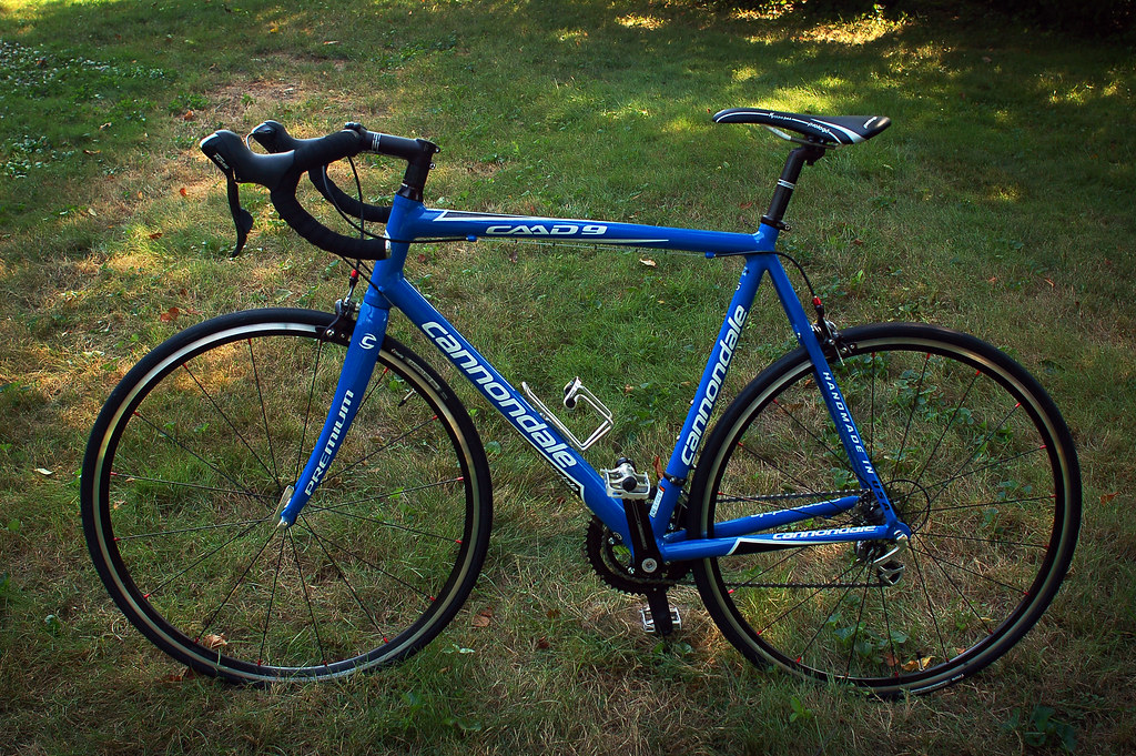 2010 Cannondale CAAD 9 5