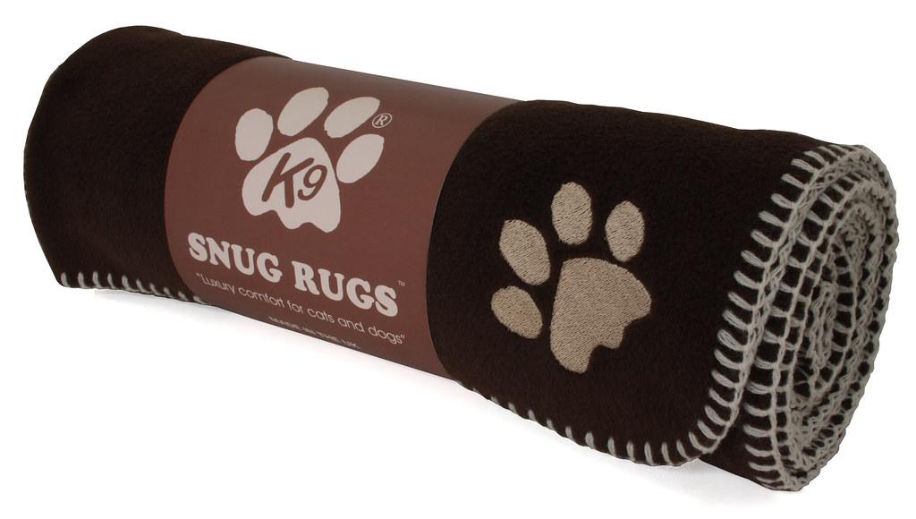 Espresso Paw Snug Rug