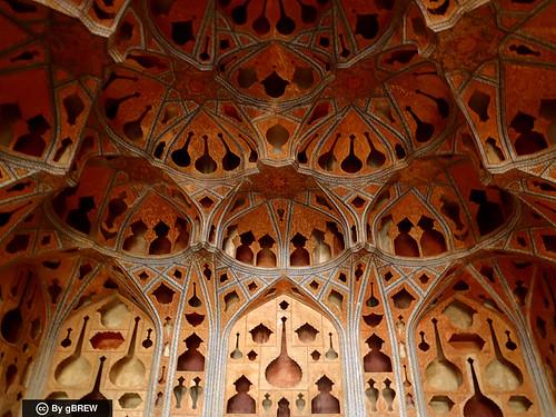 Ali Qapu Palace (Esfahan, Iran)