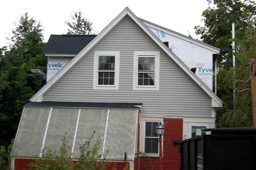 Front siding