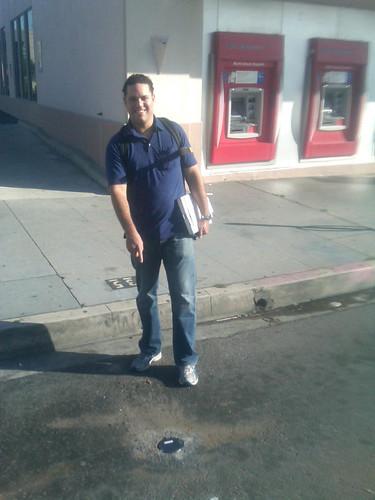 Paul Toliver of Streetline Networks