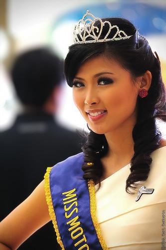 Miss Motorshow 2011.