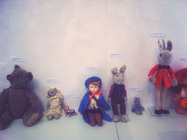 stuff of nightmares at V&A Museum of Childhood