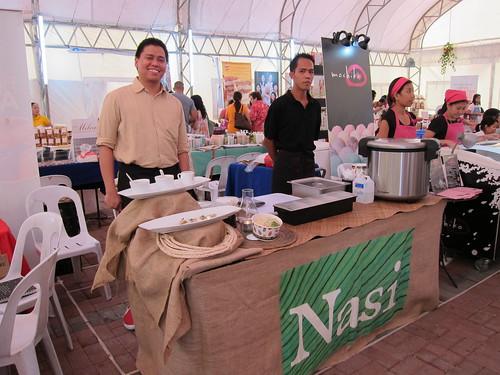 mercato centrale nasi