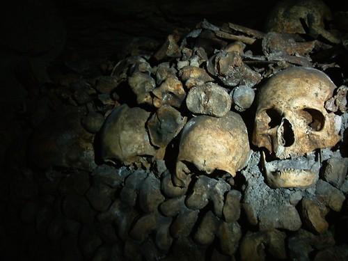 Catacombes de Paris, 04