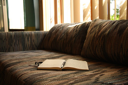 written in slumber by matryosha, on Flickr
