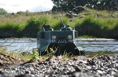 Crossing the river (Icebird) Tags: cobra joe gi warthog