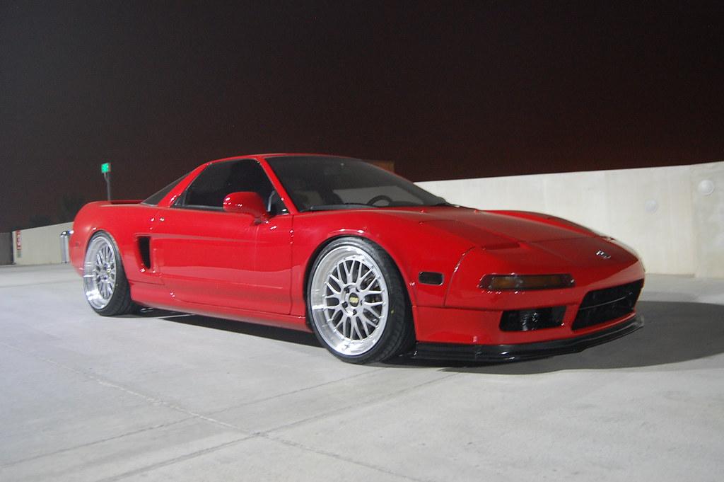 My 1995 Acura NSX on BBS LM's - Honda-Tech - Honda Forum Discussion