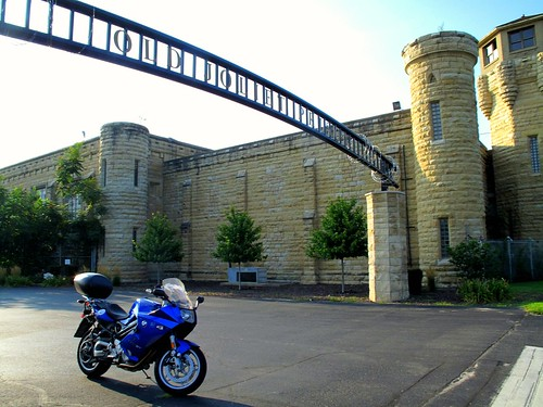 The Old Joliet Prison by shrosa814 (back, but catching up)