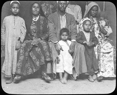 Egyptian lantern slides - people portraits [Achmed Krayim and family, Luxor] (10b travelling) Tags: africa family portrait ctb ancient egypt egyptian ten afrika luxor ahmed carsten afrique brink achmed 10b akhmed lanternslides cmtb tenbrink krayim