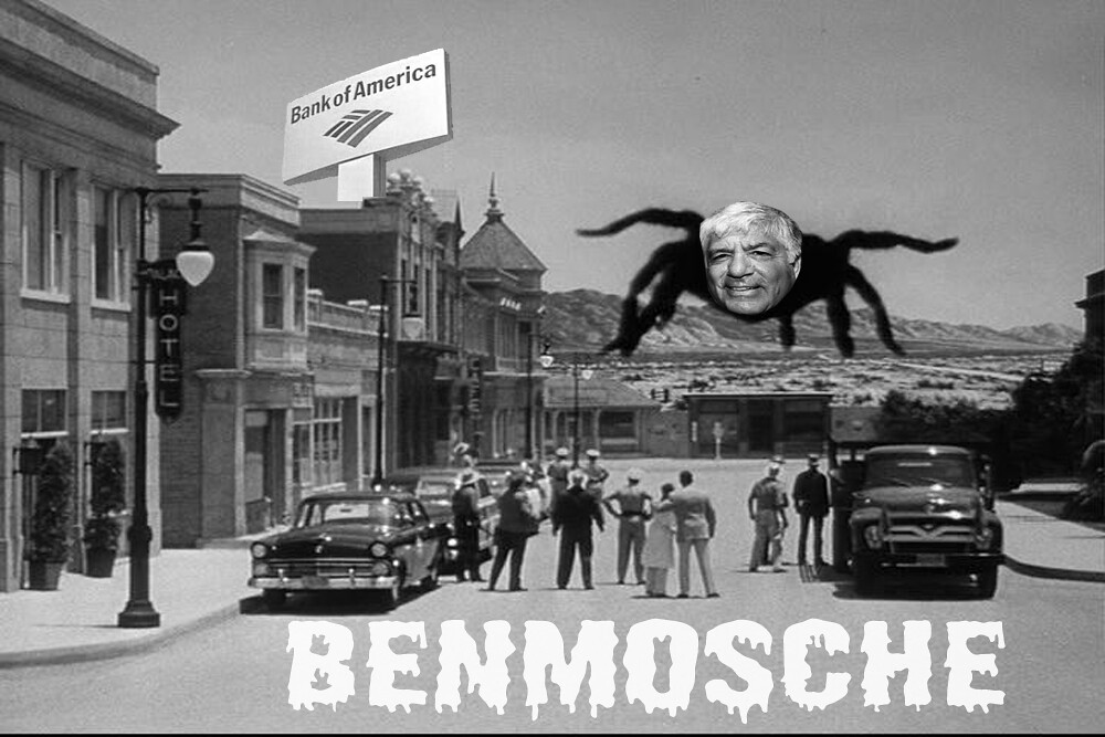 BENMOSCHE (THE MOVIE)