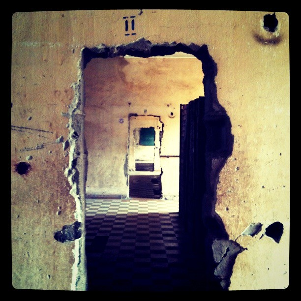 S-21 Prison, Cambodia