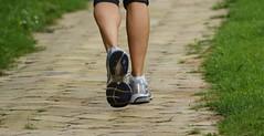 Walking away (osto) Tags: woman feet denmark shoe europa europe sony zealand tina dslr scandinavia danmark a300 sjlland  nrum osto rudersdal august2011 alpha300 osto