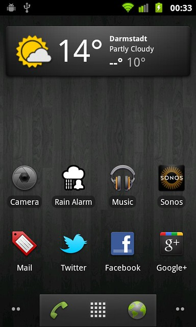 Addicted to the Nexus S